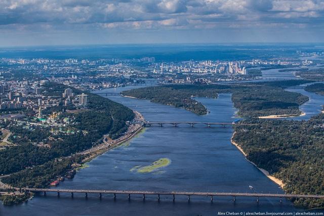 Красивые фотографии Киева с высоты птичьего полета 0 12d0dc b4b55a56 orig