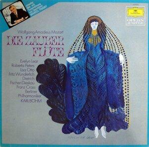 Mozart - Die Zauberflöte (1976) [Deutsche Grammophon, 2537 003]