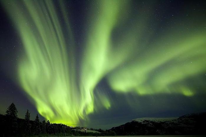 Красивые фотографии полярного сияния 0 10d602 d3b3a06b orig