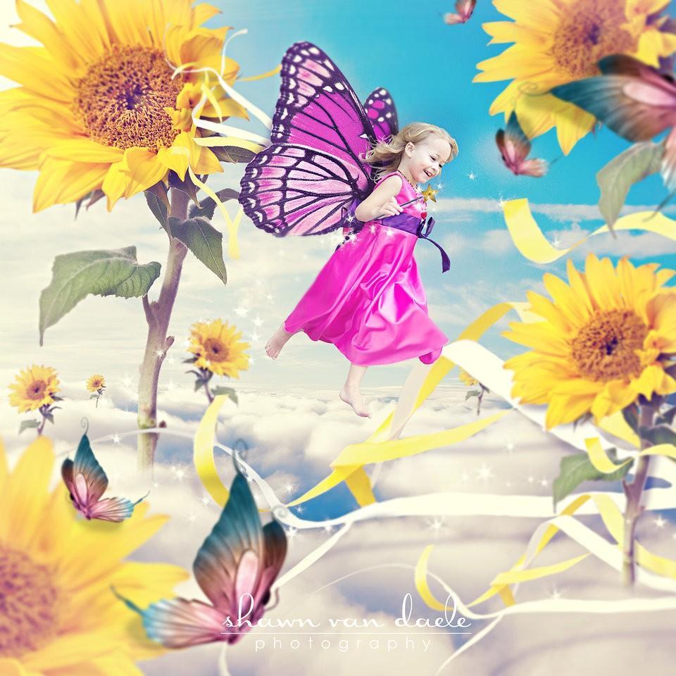 11. Сэди — солнечная принцесса