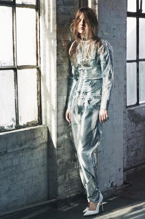 Наташа Войнович (Natasa Vojnovic) в журнале Numero China