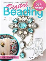 Журнал Digital beading Australia Aug 2013