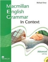 Аудиокнига Macmillan English Grammar In Context Advanced with key pdf 8,43Мб