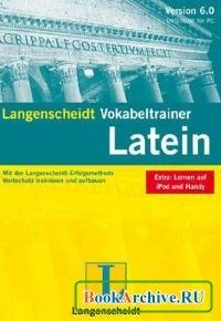 Книга Langenscheidt Vokabeltrainer Latein 6.0 (AudioKurs).