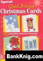 Книга Quick & Easy Christmas Cards