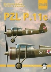 Книга Yellow Series No.6108: PZL P.11c