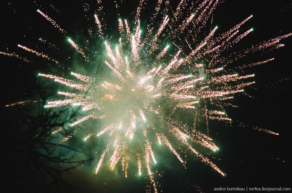 Vilnius, Вильнюс, Новый год в Вильнюсе, Новый год в Литве, фейерверк