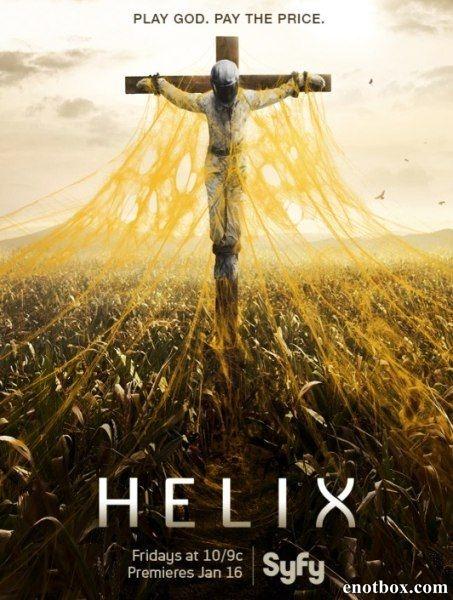 Спираль / Helix - Полный 2 сезон [2015, WEB-DLRip | WEB-DL 1080p] (LostFilm | Baibako)
