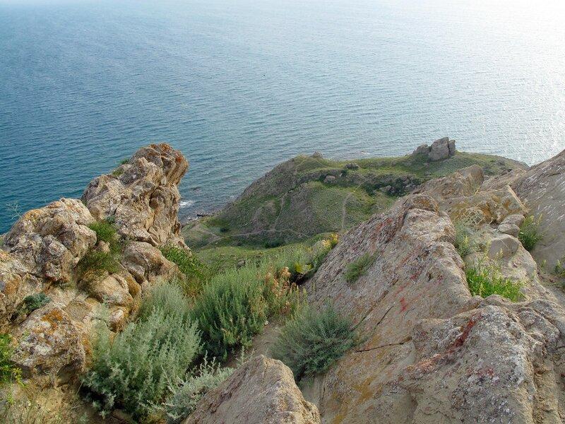 Крым, красоты Орджоникидзе