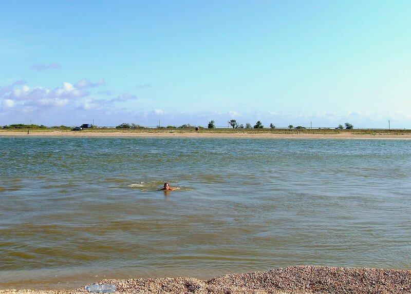 В водах пролива ... SDC14805.JPG