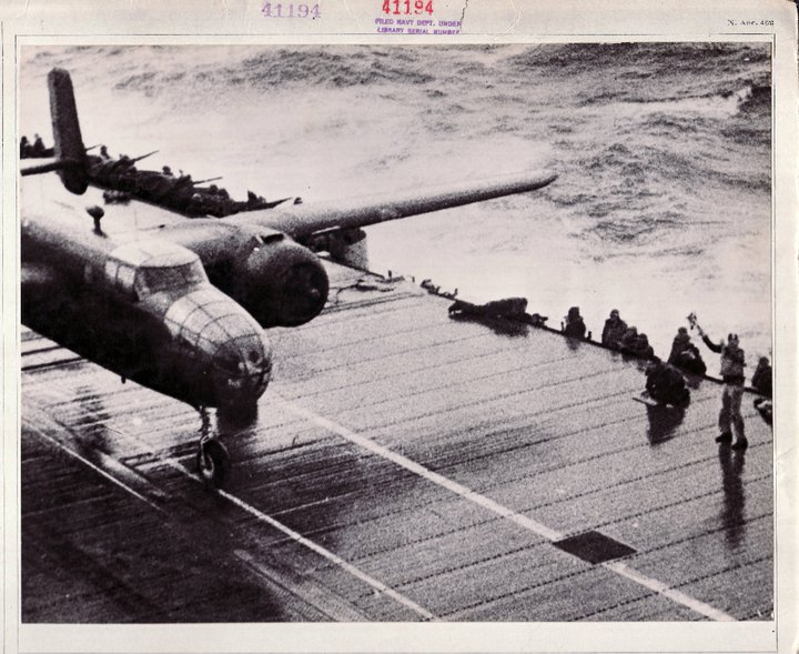 the doolittle raid first air attack