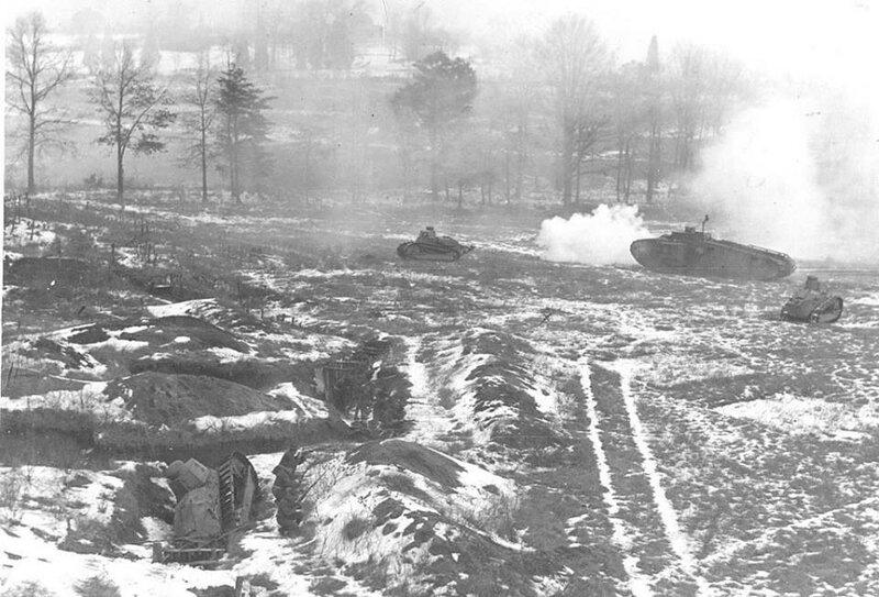 форт-беннинг-1924-25 гг. 66-67 тп на манврах.jpg
