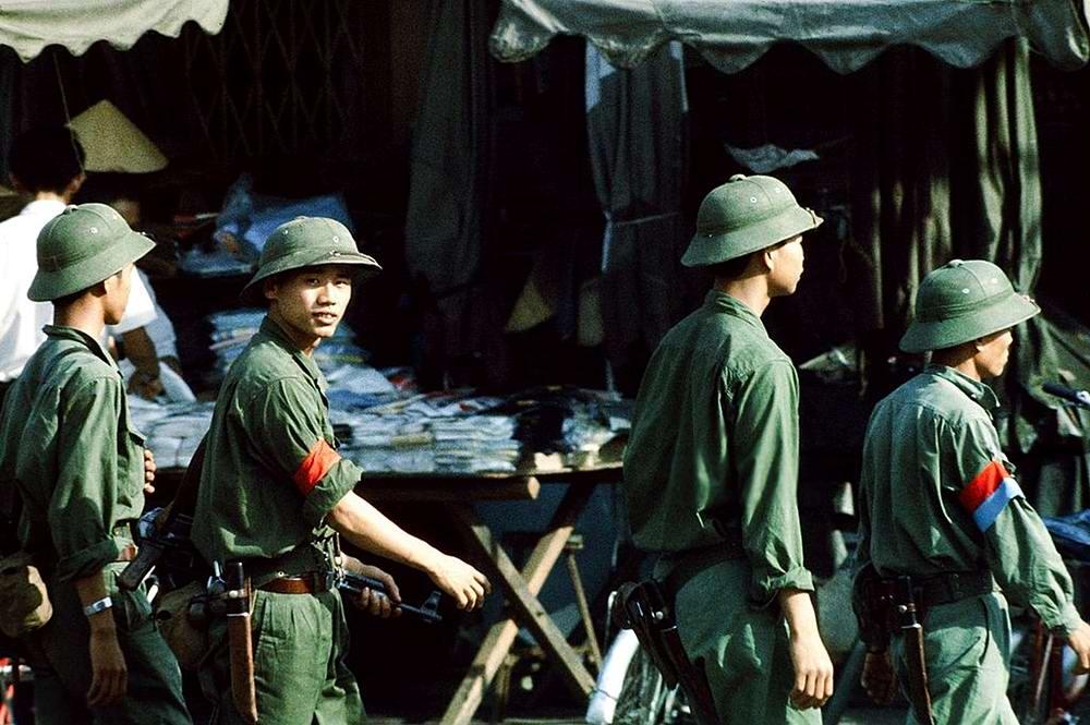 Освобождение Сайгона: как это было! К 40-летию со Дня Победы Вьетнама (США) (39)