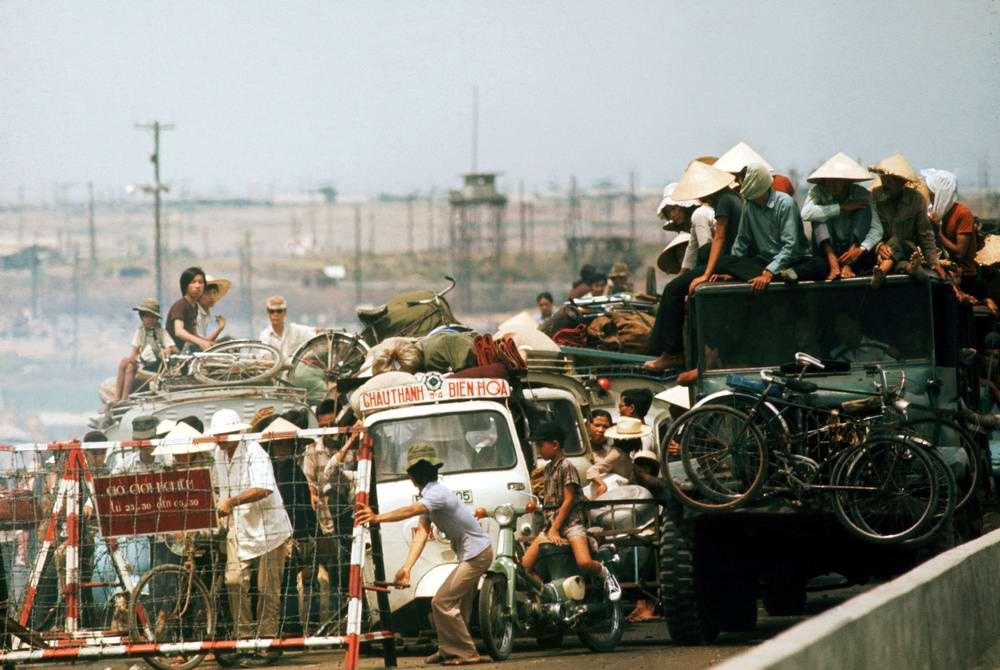 Освобождение Сайгона: как это было! К 40-летию со Дня Победы Вьетнама (США) (2)