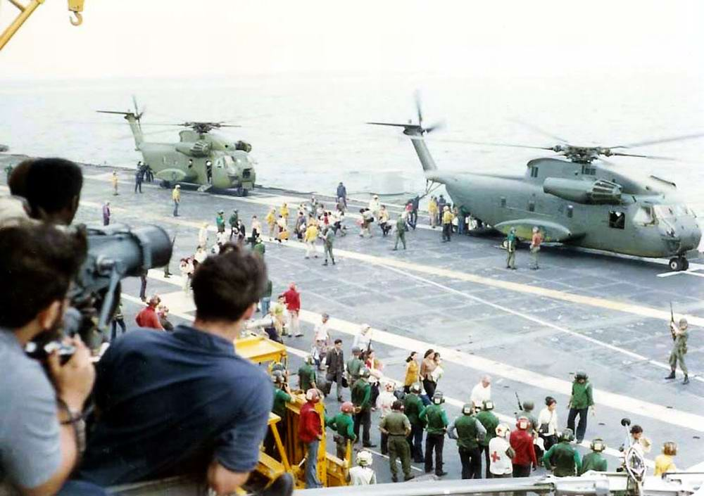 Освобождение Сайгона: как это было! К 40-летию со Дня Победы Вьетнама (США) (17)