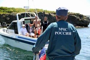 ГИМС не выявила серьезных нарушений во время рейда по заливу Петра Великого