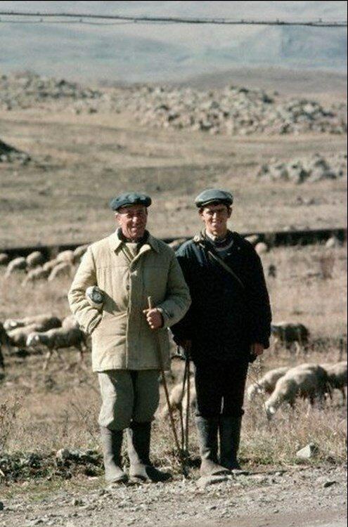 1989. Армения. Пастухи