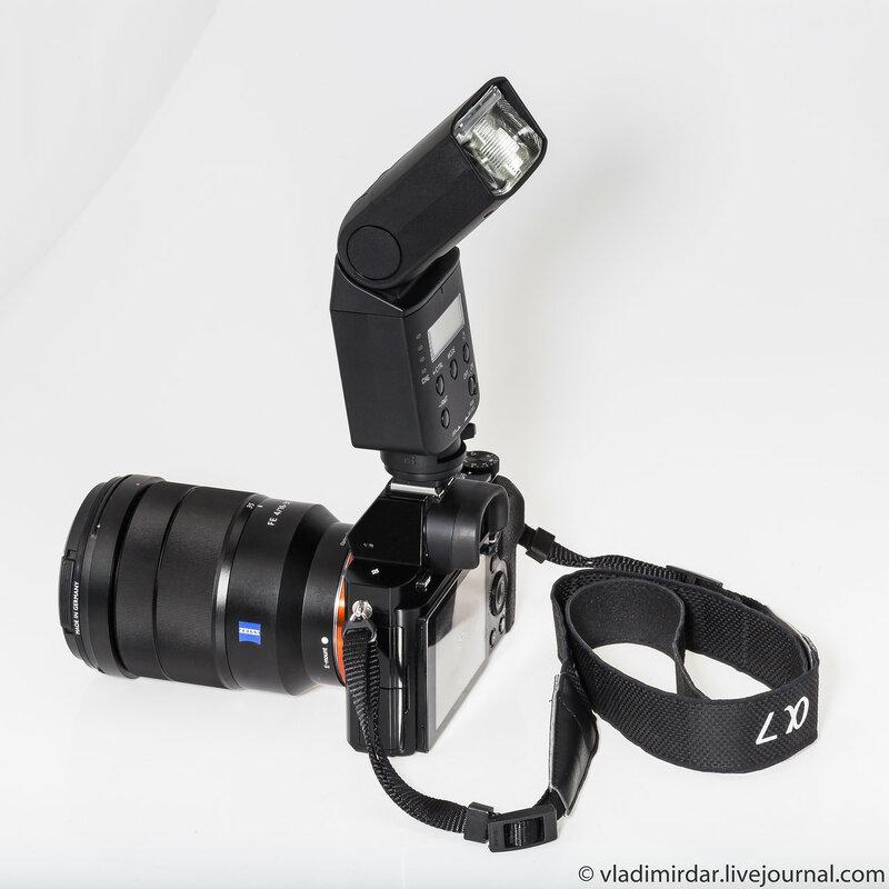 Вспышка Sony HVL-F32M