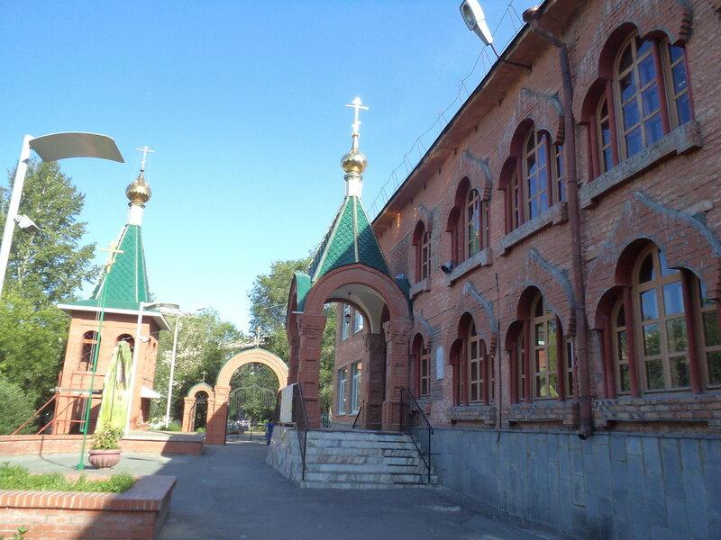 Храм Святой мученицы Татианы при ОмГУ