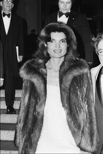 Jackie O Fur Flying 2