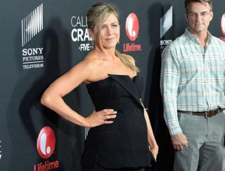 Дженнифер Энистон ждет ребенка