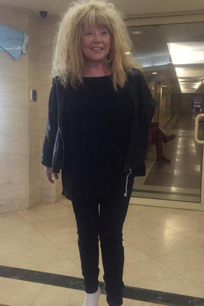 Алла Пугачева во время отдыха в Израиле сильно похудела