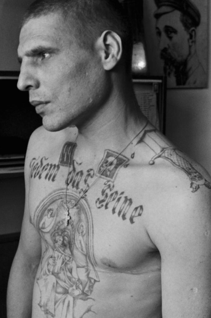 Русские уголовные татуировки