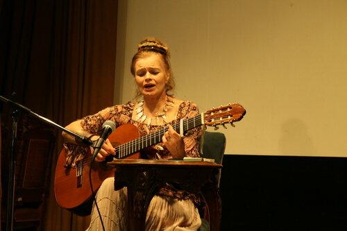 Наташа Горленко. Вечер, посвящённый Анне Марли в Бахрушинском музее 29 апреля 2015 года