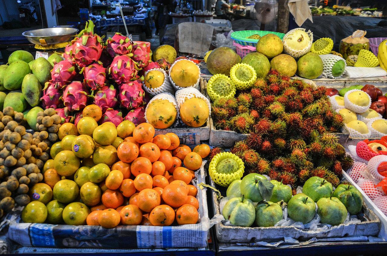 фрукты в тайланде в ноябре фото и название