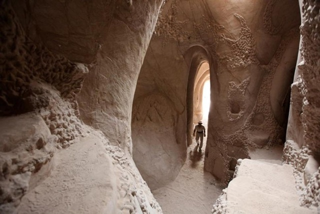 10 лет жизни: пещерное искусство в пустыне Нью-Мехико