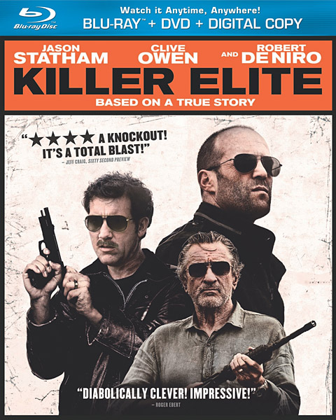 ������������ / Killer Elite (2011) HDRip / BDRip 720p