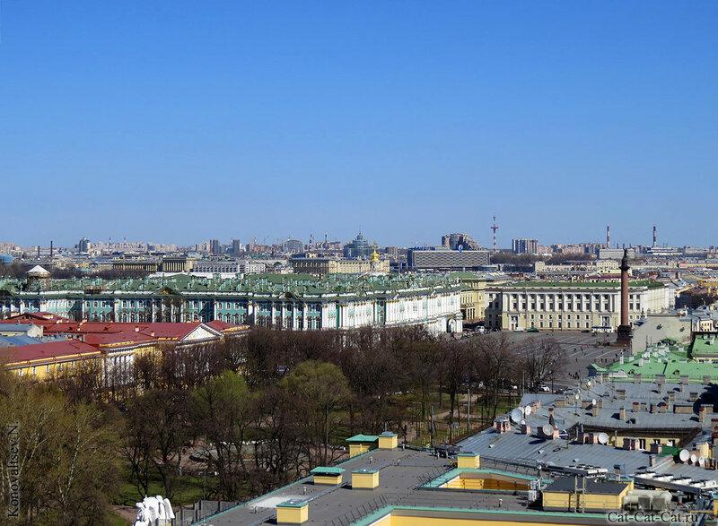 Дворцовая площадь, Зимний дворец