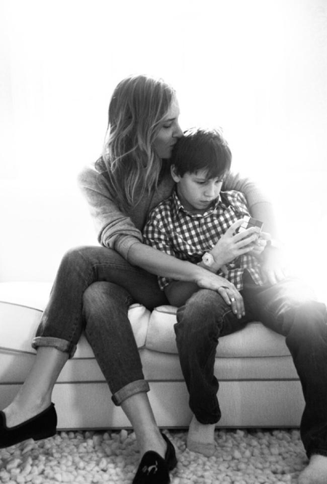 И сын вк фото мама