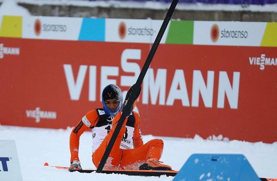 Венесуэльский лыжник Солано получил предложение тренироваться в РФ