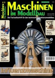 Журнал Maschinen im Modellbau 2011-05