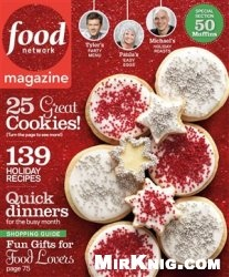 Журнал Food Network – December 2012