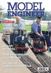 Журнал Model Engineer Vol.200 No.4318