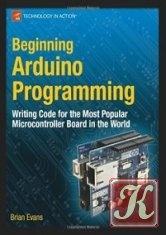 Книга Beginning Arduino Programming