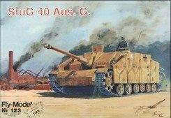 Журнал Fly Model 123 - Sdkfz 167 Stug IV Ausf G