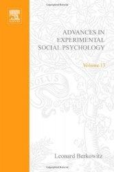 Книга Advances in Experimental Social Psychology,V 13, Volume 13 (v. 13)