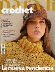 Журнал Para Ti Crochet 03