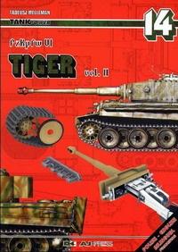 Книга PzKpfw VI Tiger. vol II