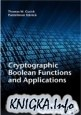 Книга Cryptographic Boolean Functions and Applications