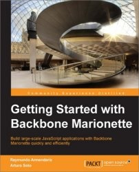 Книга Getting Started with Backbone Marionette