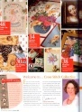 Журнал Cross Stitch Collection #162 октябрь 2008
