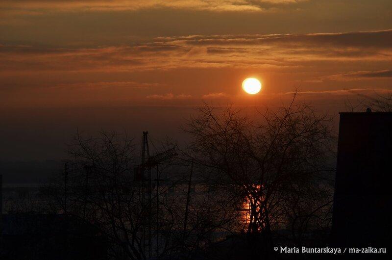 Рассвет, Саратов, 05 декабря 2014 года
