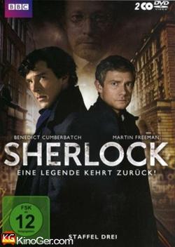 Sherlock - Staffel 1-3 (2013)