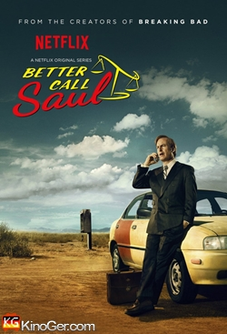 Better Call Saul Staffel 1-3 (2015)
