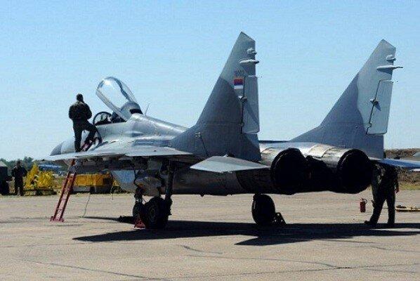 Сербия, Россия, армия, авиация