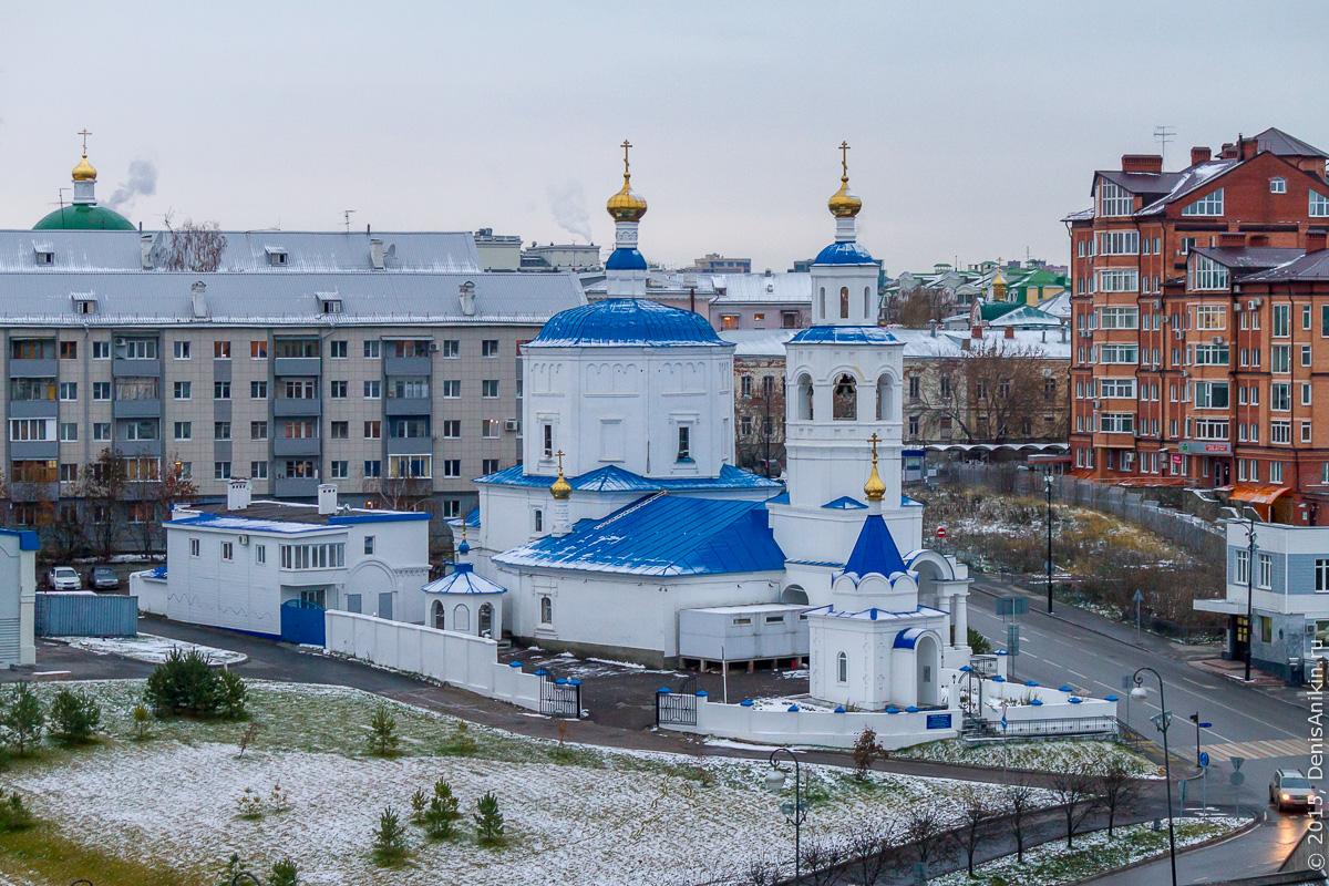 Дворец земледельцев Казань панорамы 11
